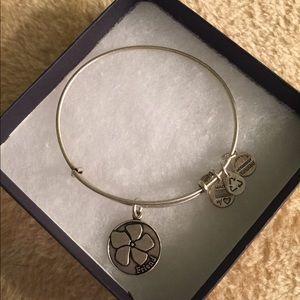 👯♀️👭 NWOT Alex & Ani Friend bracelet